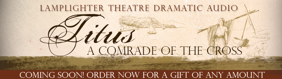 Make a donation of any amount and receive Titus as a free download!