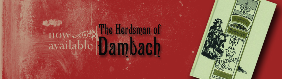 The Herdsman of Dambach - New Release from Lamplighter Publishing!