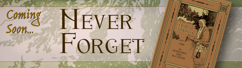 Never Forget Banner
