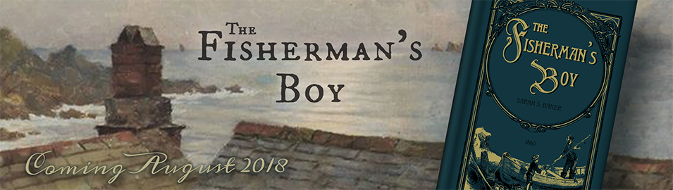 Fisherman's Boy Banner