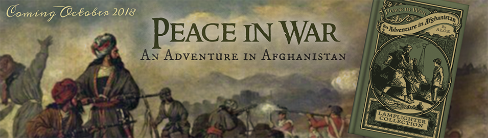 Peace in War Banner