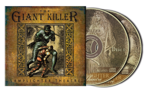 Giant Killer CD graphic